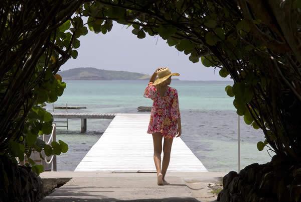 Cap Est Lagoon Resort & Spa on Martinique