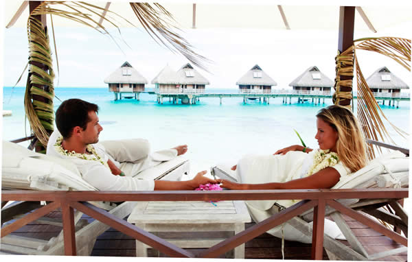 Couples are one of the main target clients for Islands in the Sun.