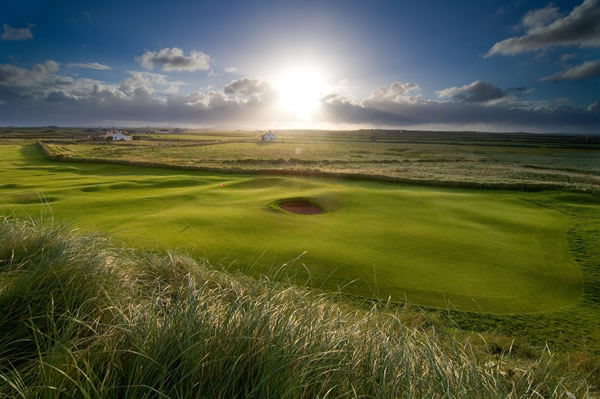 Doonbeg Golf Club in Ireland