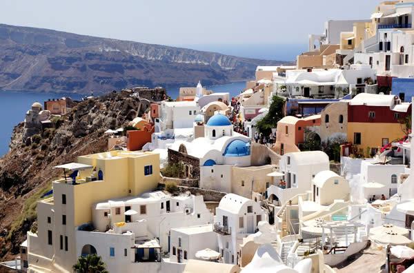 Greek Islands in a Nutshell