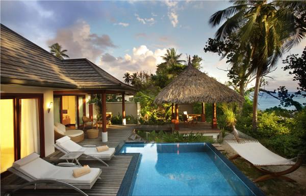 Hilton Seychelles Labriz Resort & Spa in Silhouette Island