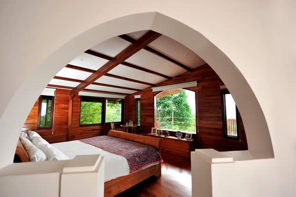 Honeymoon suite at Galapagos Safari Camp