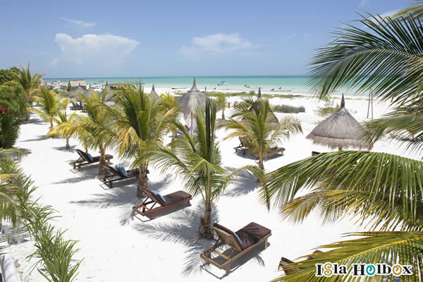 Isla Holbox offers unspoiled beaches