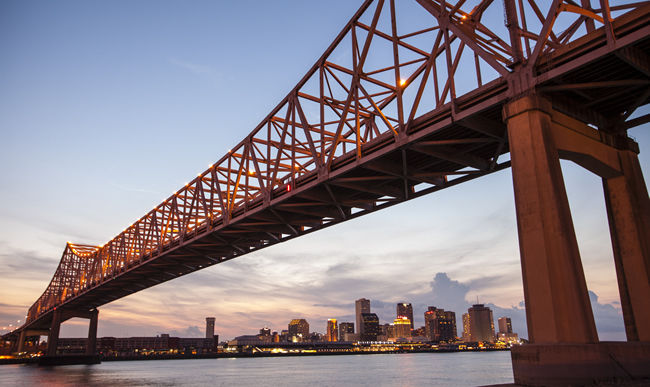 New Orleans. (Photo by Richard Nowitz/courtesy of the New Orleans CVB)