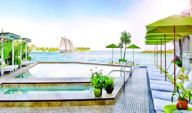 Ocean Key Resort in Key West
