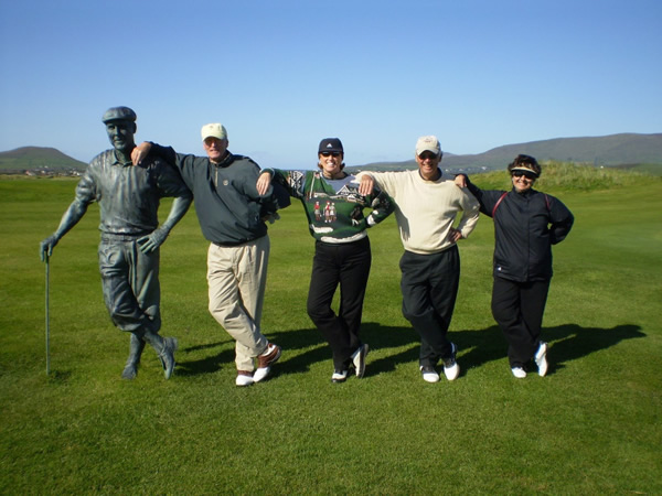 PerryGolf offers golf vacations all over the world.