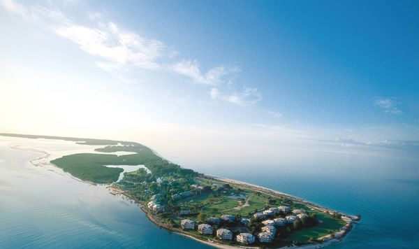 South Seas Aerial-Captiva