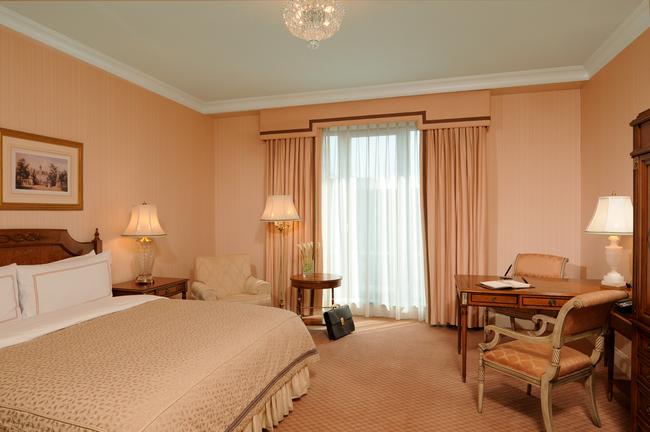 Regent Berlin. (Photo courtesy of Regent Hotels & Resorts.)