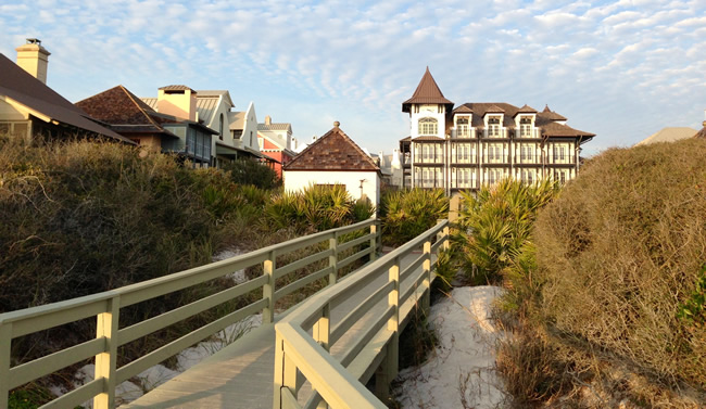 The Pearl in Rosemary Beach