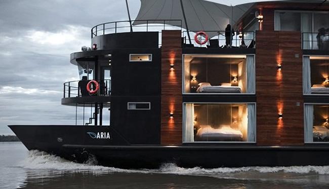 Avalon Waterways' MV Aria