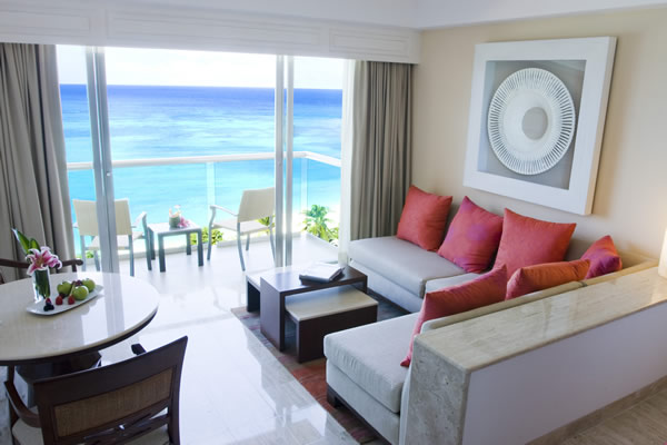 Accommodations at Fiesta Americana Garnd Coral Beach Cancun Resort & Spa
