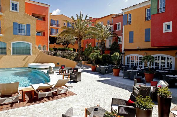 Byblos Saint-Tropez Hotel