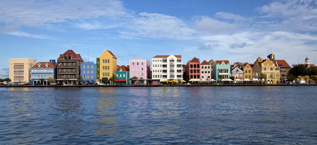 Handelskade, Curacao