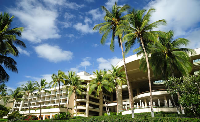 Hapuna Beach Prince Hotel, Hawaii Island. (Photo courtesy of Prince Resorts Hawaii.)
