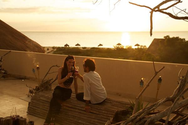 Hotel Xixim in western Yucatan.