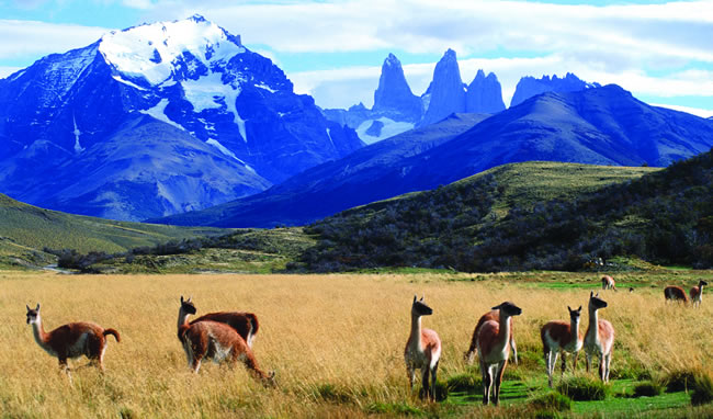 Jacada Chile Patagonia Honeymoon.