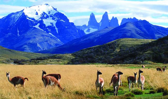 Jacada Chile Patagonia Honeymoon.