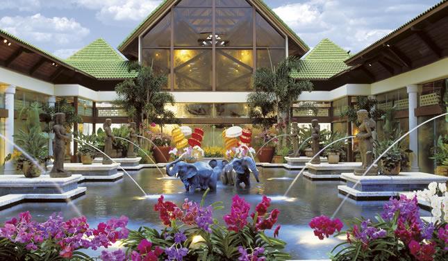 Loews Royal Pacific Resort at Universal Orlando Resort.