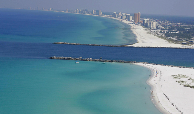 (Photo courtesy of Panama City Beach Convention & Visitors Bureau.)