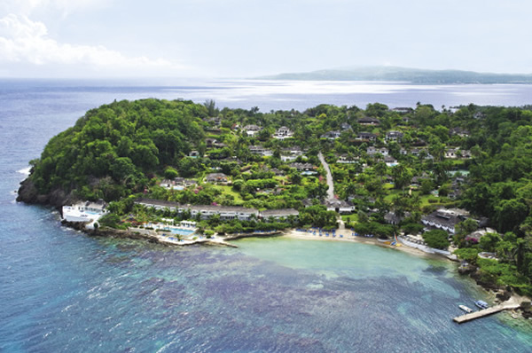 Round Hill Hotel and Villas in Jamaica