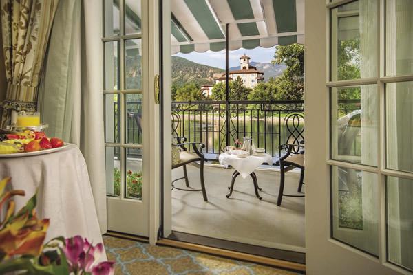 Broadmoor South suite