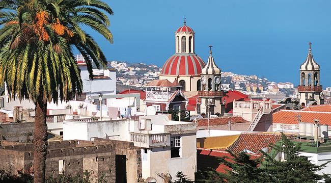 Tenerife, Canary Islands. (Photo courtesy of MSC Crociere.)