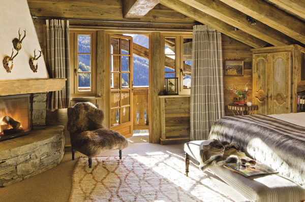 Chalet Pelerin offers high-end accommodations