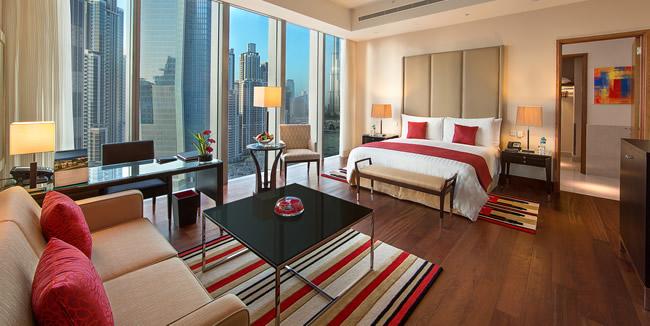 Premier Room at The Oberoi, Dubai.