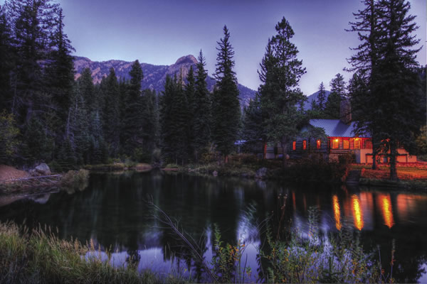 The Ranch at Emerald Valley is part of the Broadmoor Wilderness Experience