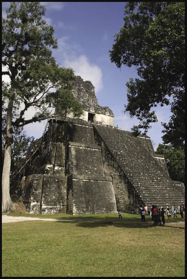Tikal in El Peten.