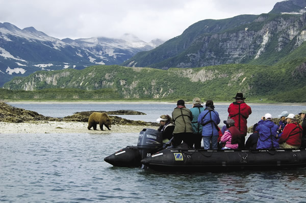 Zegrahm Expeditions take cruisers to destinations off the beaten path.