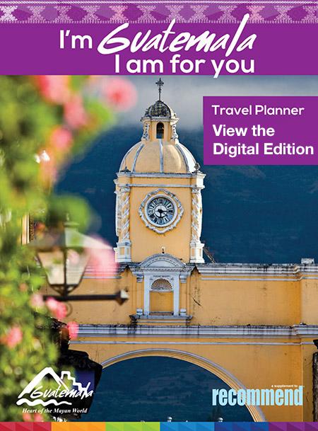 Guatmela Travel Planner