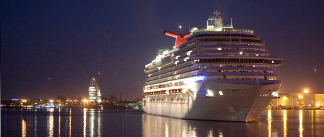 Carnival Dream & Welcome Center