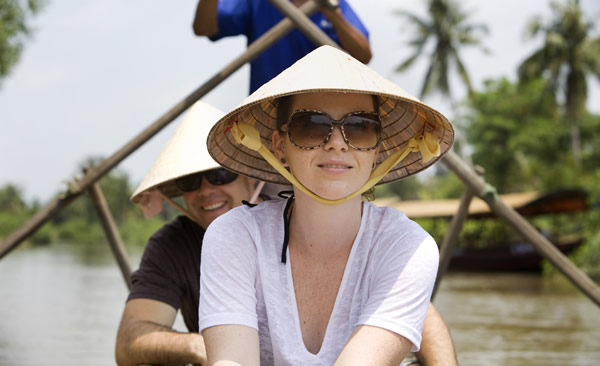 AmaWaterways offers immersive excursions on the Mekong.