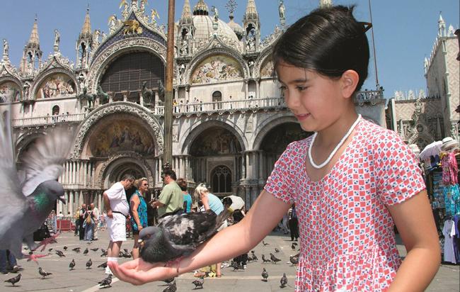 Venice with Tauck's Bridges.