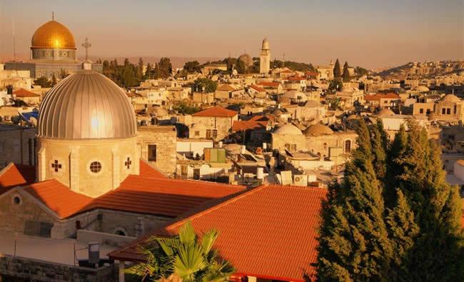 Jerusalem, one of the destinations on Vistas' Israel Jewish Heritage Tour. (Photo courtesy of Israeli Ministry of Tourism www.goisrael.com.)