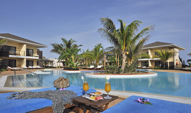 Melia Buenavista in Cayo Santa Maria, Cuba. (Photo courtesy of Melia Hotels International.)
