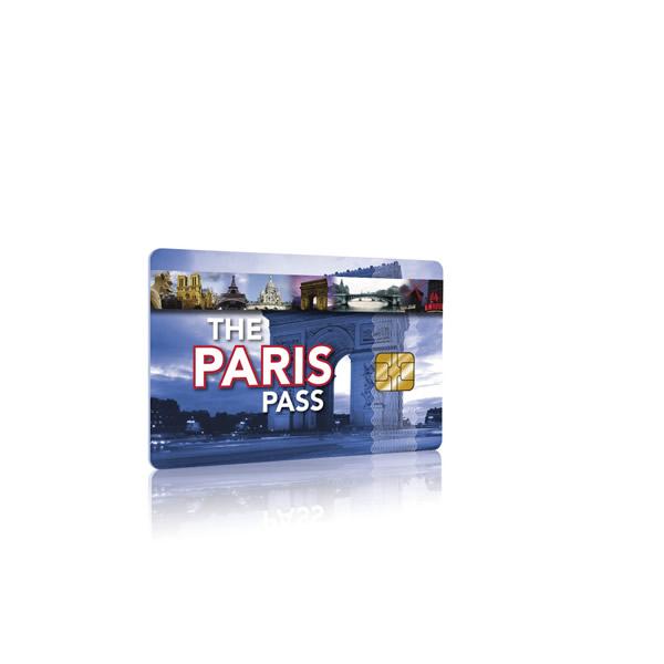 The Paris Pass.
