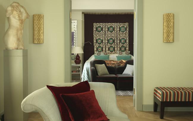 Rocco Forte's Hotel Astoria's Czar Suite.
