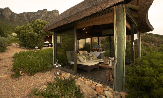 The Spa at The Twelve Apostles Hotel. (Photo courtesy of The Red Carnation Hotel Collection.)
