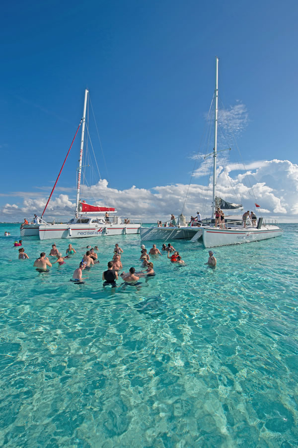 The not-to-be-missed Stingray City.