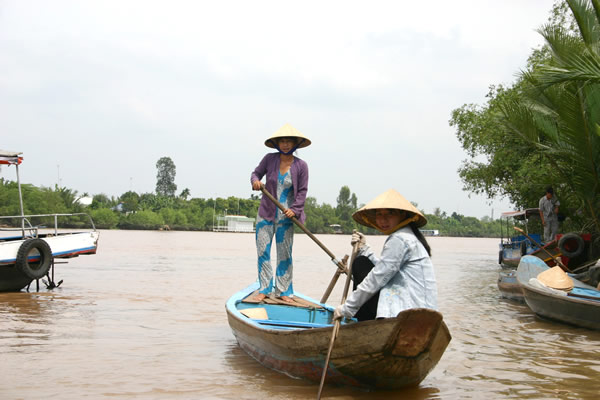 Viking River Cruises currently sails the Mekong and will begin sailings on the Irrawaddy in 2014.