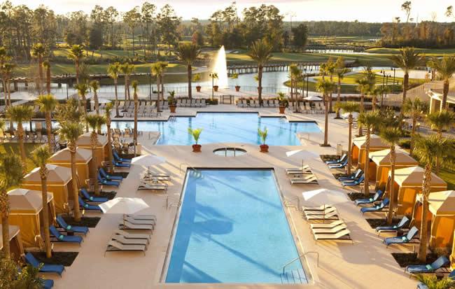 Waldorf Astoria Orlando.