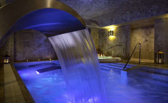 The Spa at Palacio del Inka.