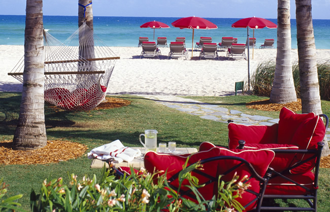Acqualina Resort & Spa in Sunny Isles.