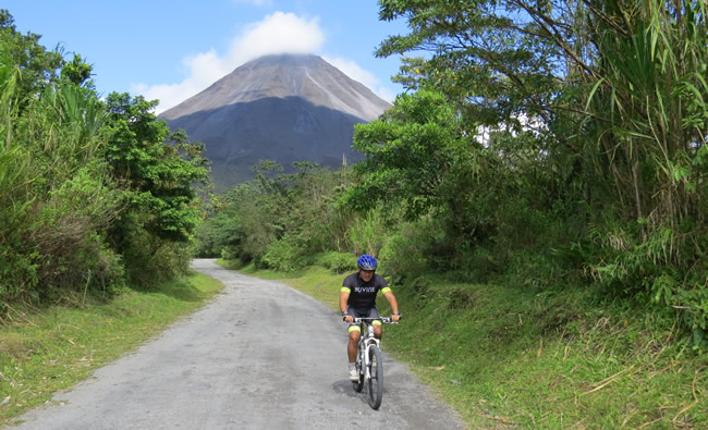 DuVine Cycling in Costa Rica