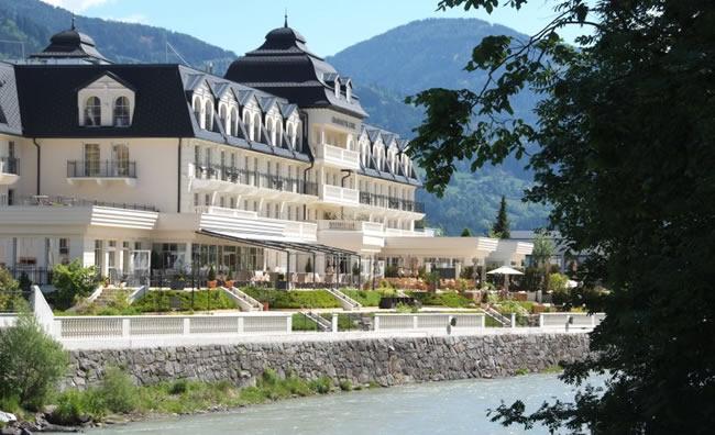 Grandhotel Lienz in Austria