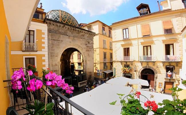 Hotel Astoria Sorrento in Italy.
