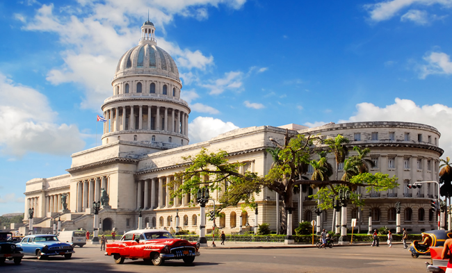Cuba with IsramWorld