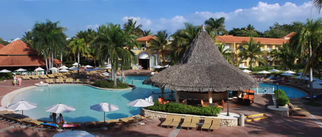VH Gran Ventana Beach Resort in Puerto Plata, Dominican Republic, one of Low Cost Beds' hotel options.